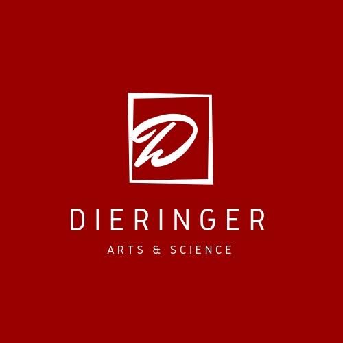 Dieringertext Logo